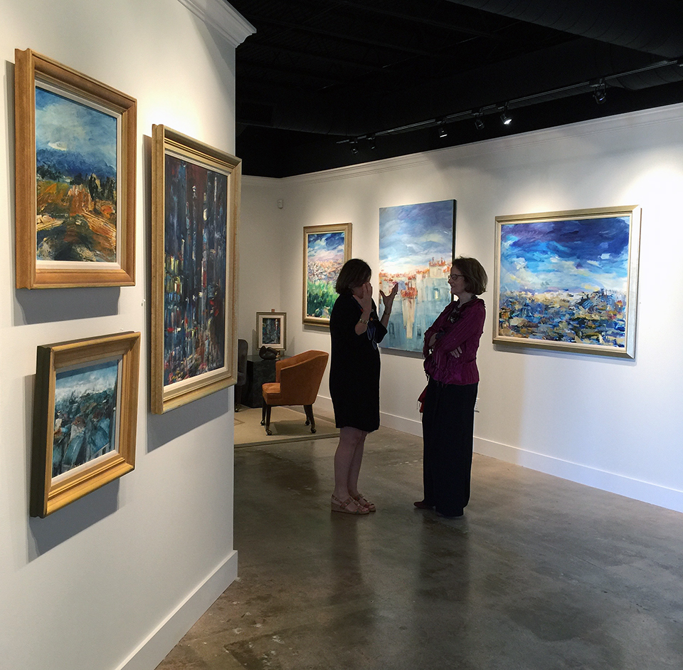 Houston Nolan Rankin Galleries Elisabeth Calmes